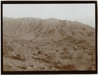 Fotografie in w. [wadi] rahabi Blick n. O [Wadi rahabi]