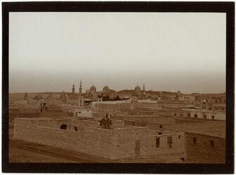 Fotografie Kairo, Mamelukengräber