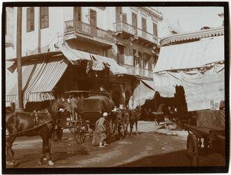 Fotografie Cairo, vor der Muski [Kairo]