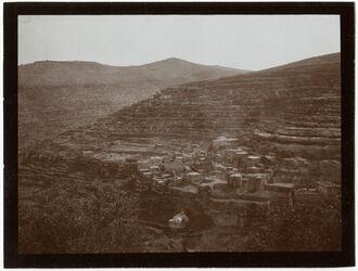 Fotografie bettir v. ch. el-jehud [Wadi Bettiir]