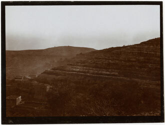 Fotografie bettir v. SW [Wadi Bettiir]