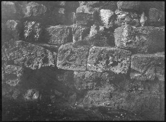 GDIs00436; Fotografie; Kirchenruine in ed-daharije, aus Nachlass von rund 880 Fotografien von Valentin Schwöbel