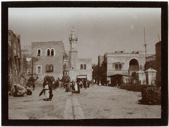 Fotografie Markt v. Bethlehem v. O