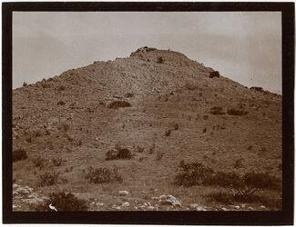 Fotografie burg el-maleh [Burg im wadi maleh] v. O.