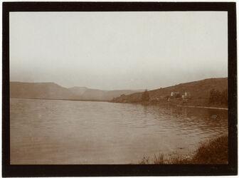 Fotografie et-tabra n. karn hattin (See Genezareth, Berg der Seligpreisungen) v. O.