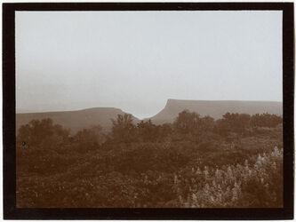 Fotografie w. el-hamam v. hattin [Berg der Seligpreisungen, Wadi el-hammam qarn]