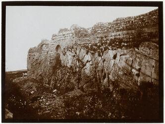 Fotografie Burg hunin hunin u. flexus v. W.