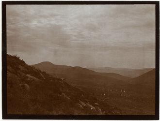 Fotografie V. Aufstieg oberhalb nach el-buke