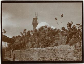 Fotografie Tyrus, Moschee