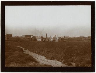 Fotografie Tyrus v. Südhafen (Moschee)