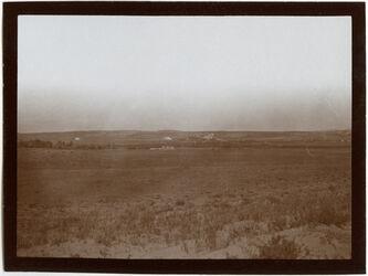 Fotografie tell masuk n. Hügelland v. W [Umgebung Tyrus]