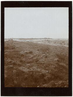 Fotografie Tyrus u Nordhafen von d. alten Wasserleitung