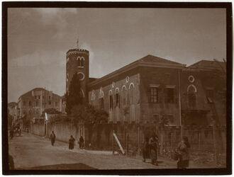 Fotografie Diakonissenmädchenschule berut [Beirut]