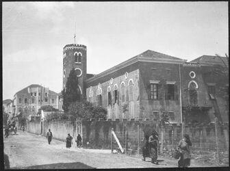 GDIs00593; Fotografie; Diakonissenmädchenschule berut [Beirut], aus Nachlass von rund 880 Fotografien von Valentin Schwöbel
