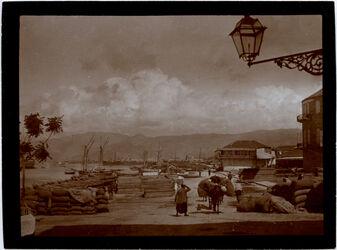 Fotografie berut [Beirut] Hafen u. Libanon