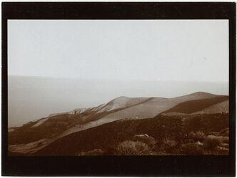 Fotografie Blick v. el-mekawer nach W.