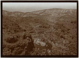 Fotografie w. chirfis [wadi chirfisch]