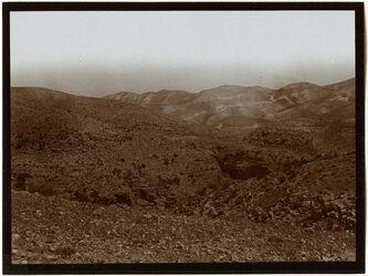 Fotografie w. kelt v. oben [wadi kelt]
