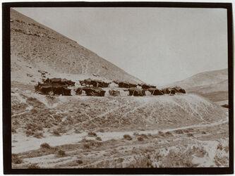 Fotografie Oberes w. ennar [wadi en-nar]