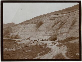 Fotografie hurabbit el-hadsabi in w. ennar [wadi en-nar]
