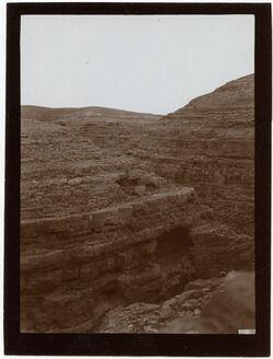 Fotografie Oberhalb marsaba [mar saba]