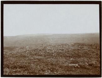 Fotografie Panorama v. muntar Blick n. S. [el muntar]