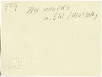 GDIs00783; Fotografie; Vom muntar n. SW (Marsaba) [el muntar, mar saba], aus Nachlass von rund 880 Fotografien von Valentin Schwöbel