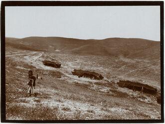 Fotografie im w. saraf. Lager des sawahri
