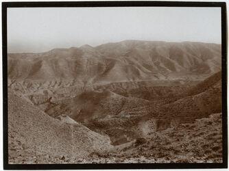Fotografie w. debr v. oben [wadi debr]