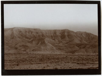 Fotografie wohl Abahng v. S. aus w. en-nar [wadi en-nar]vgl. 617 [GDIs00820]