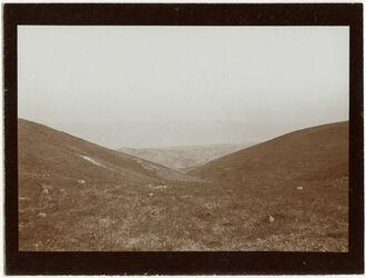 Fotografie Totes Meer vom ras abu Kafata [?]