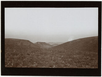 Fotografie v. ras abu Kafata [?] Totes Meer