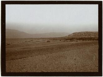 Fotografie Nordende des g. [gebel, djebel, dschebel] usdum [gebel usdum]