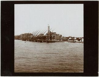 Fotografie Portsaid, Hafen [Port Said]