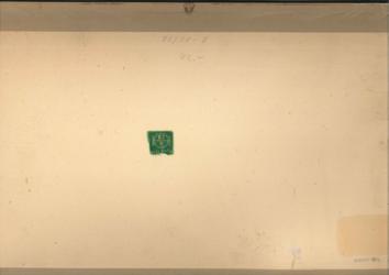 KU000764; Landschaft von H. Maletzke; Druckgrafik