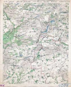 No. 44 Zednick Topographische Karten - Landkarten; Altkarten
