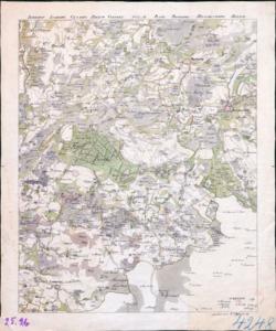 No. 25 und 26 Brandenburg, Ziesar Topographische Karten - Landkarten; Altkarten