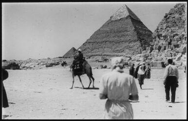 Glasplattendia [Pyramiden von Gizeh]
