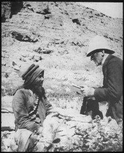 Glasplattendia Abdelwali u. Dalman bei el-fauwar