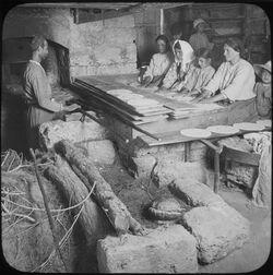Glasplattendia Native Bakery Baalbeck [Baalbek]