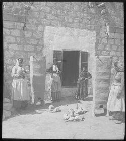 Glasplattendia Getreidekästen, Nazareth