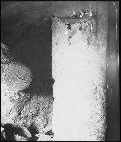 Glasplattendia Hausinneres (Pfeiler) Ramllah [Ramallah]