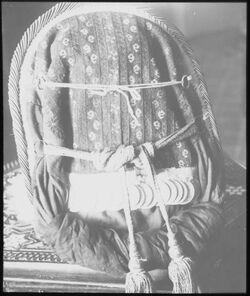 Glasplattendia [Kopfbedeckung, Palästina]