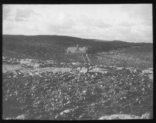 Glasplattendia Kreuzkloster v. S [Jerusalem]
