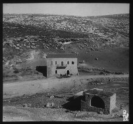 Glasplattendia Apostelbrunnen [wadi el-hod]
