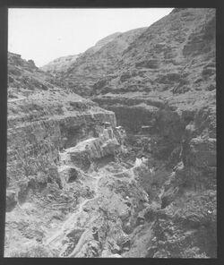 Glasplattendia W. [wadi] Kelt