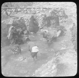 Glasplattendia W. [wadi] ennar, bir ejjub