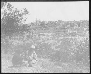 Glasplattendia Bethlehem v. S., linke Hälfte