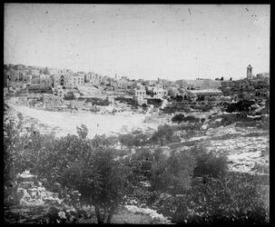 Glasplattendia Bethlehem v.S., rechte Hälfte Hentsch.