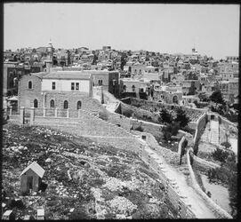 Glasplattendia Bethlehem v. Franz. Kloster I